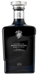 Johnnie Walker Scotch Private Collection Unique Smoky...